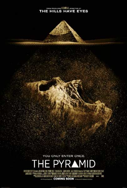 The Pyramid (2014)  - Movie Poster