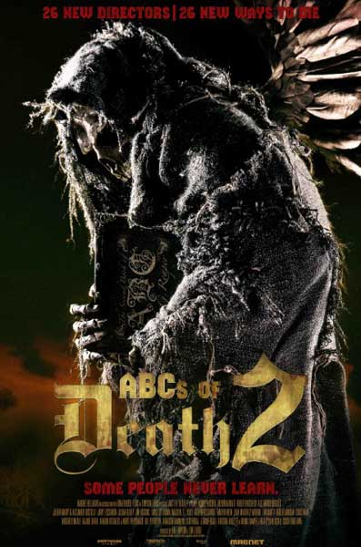 ABCs of Death 2 (2014)  - Movie Poster