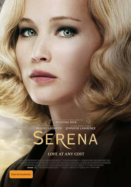 Serena (2014) - Movie Poster