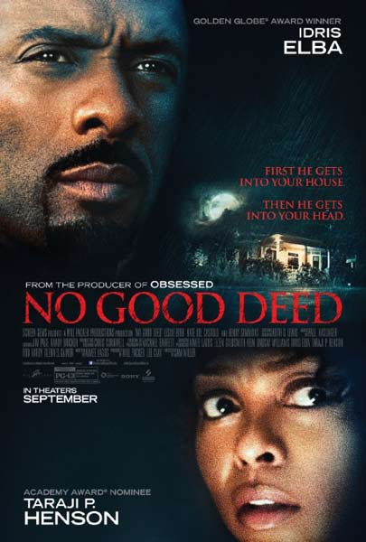 No Good Deed (2014)  - Movie Poster