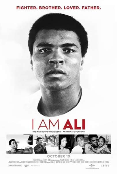 I Am Ali (2014)  - Movie Poster