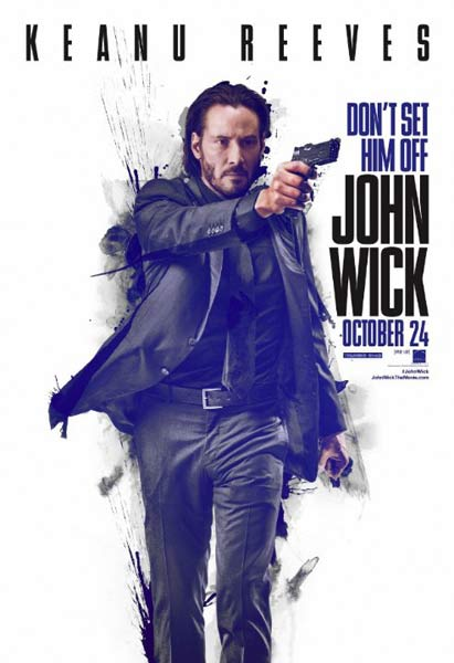 John Wick (2014)  - Movie Poster