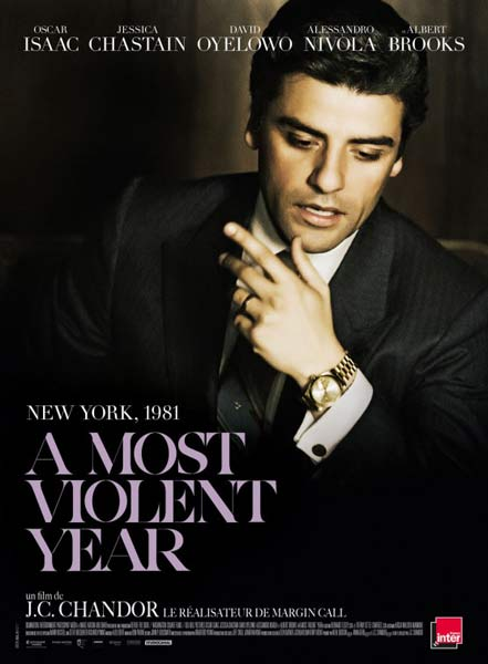 A Most Violent Year (2014) - Movie Poster