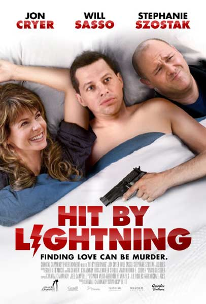 Hit by Lightning (2014)  - Movie Poster