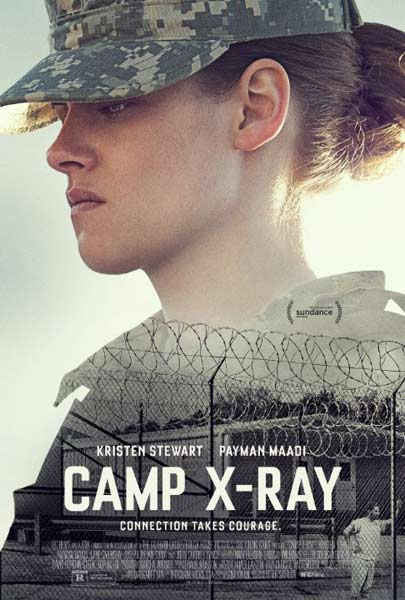 Camp X-Ray (2014)  - Movie Poster