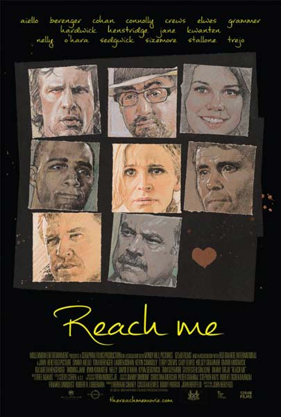 Reach Me (2014)  - Movie Poster