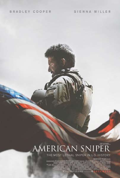 American Sniper (2014) - Movie Poster
