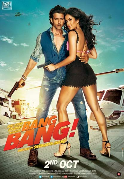 Bang Bang (2014)  - Movie Poster