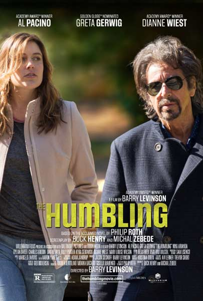 Humbling, The (2014) - Movie Poster