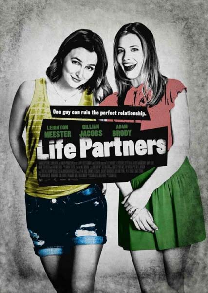 Life Partners (2014)  - Movie Poster