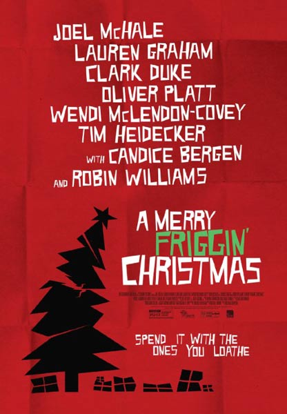 A Merry Friggin\' Christmas (2014)  - Movie Poster
