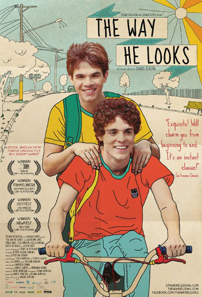 The Way He Looks (2014)  - Movie Poster