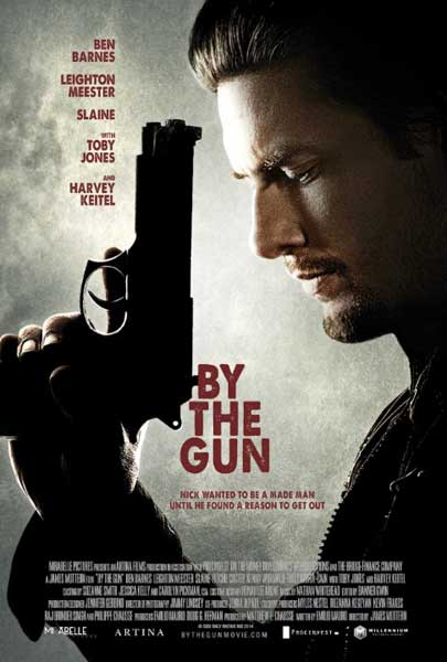 By the Gun (2014)  - Movie Poster