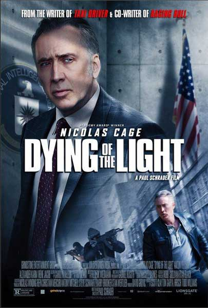 Dying of the Light (2014)  - Movie Poster