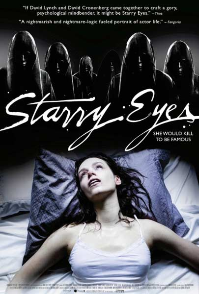 Starry Eyes (2014)  - Movie Poster