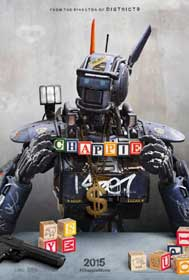 Chappie (2015)  - Movie Poster