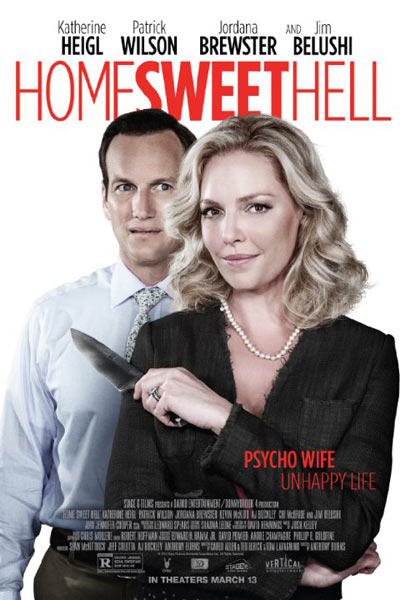 Home Sweet Hell (2014) - Movie Poster