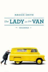 Lady in the Van, The (2015) - Movie Poster