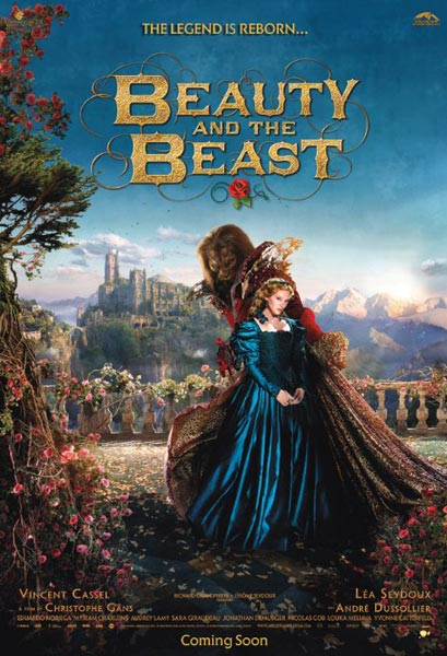 Beauty and the Beast (2014)  - Movie Poster