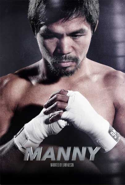 Manny (2014) - Movie Poster