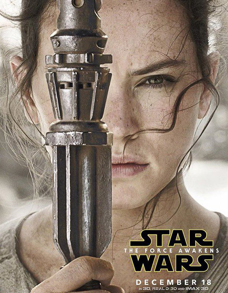 Star Wars: Episode VII - The Force Awakens (2015) - Movie Poster