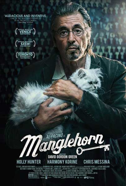 Manglehorn (2014) - Movie Poster