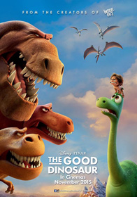 Good Dinosaur, The (2015) - Movie Poster