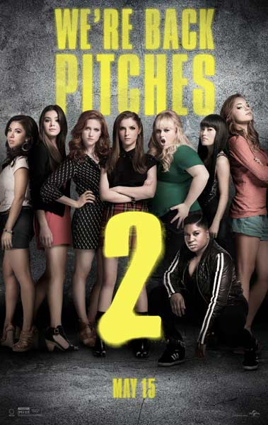 Pitch Perfect 2 (2015) - Movie Poster