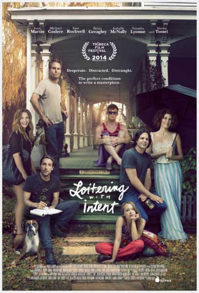 Loitering with Intent (2014)  - Movie Poster