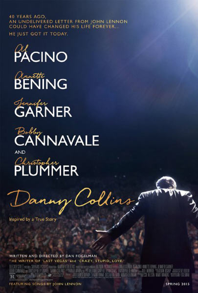 Danny Collins (2015)  - Movie Poster