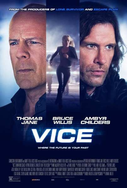 Vice (2015)  - Movie Poster