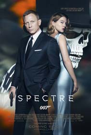 Spectre (2015) - Movie Poster