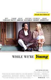 While We\'re Young (2014) - Movie Poster
