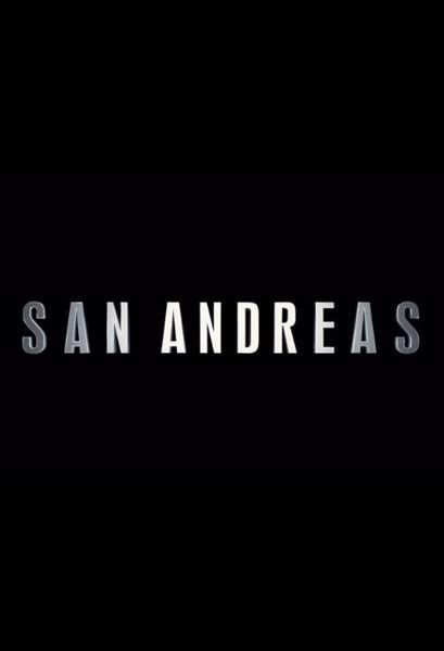 San Andreas (2015)  - Movie Poster