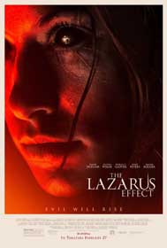 The Lazarus Effect (2015) - Movie Poster