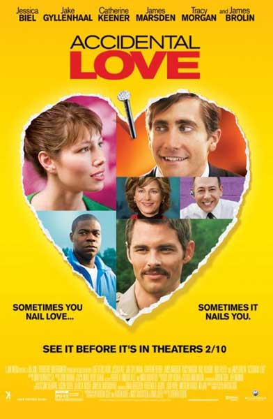 Accidental Love (2015) - Movie Poster