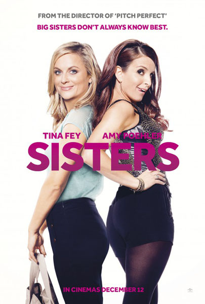 Sisters (2015) - Movie Poster