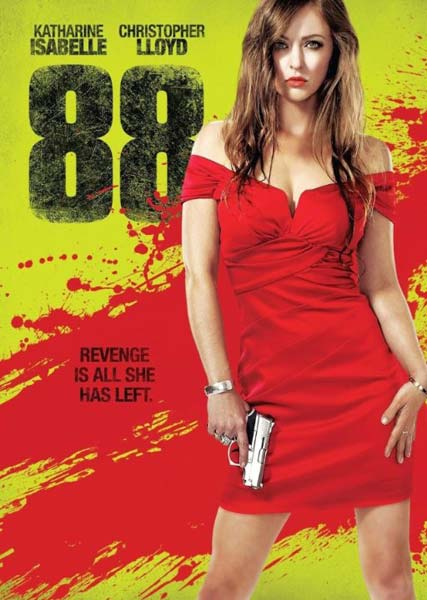 88 (2015) - Movie Poster