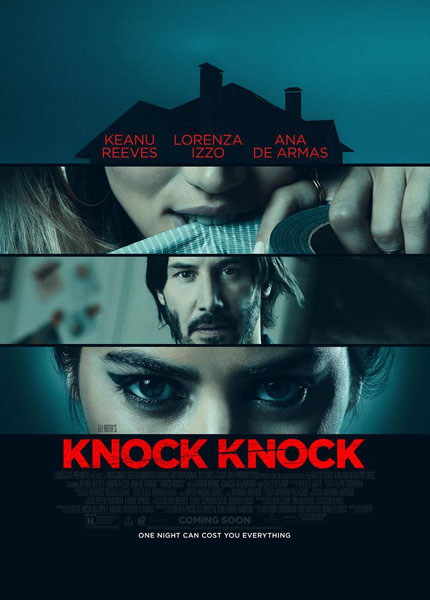 Knock Knock (2015) - Movie Poster