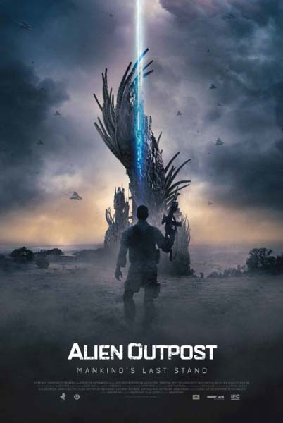 Alien Outpost (2014)  - Movie Poster