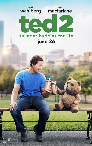 Ted 2 (2015) - Movie Poster