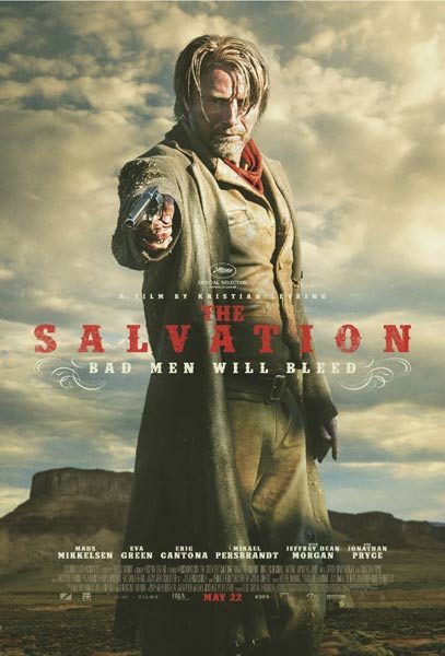 The Salvation (2014) - Movie Poster