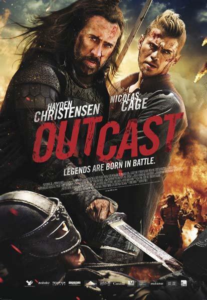 Outcast (2014) - Movie Poster