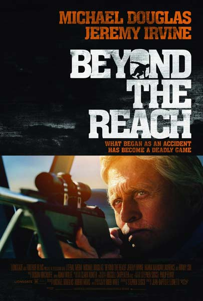 Beyond the Reach (2014) - Movie Poster