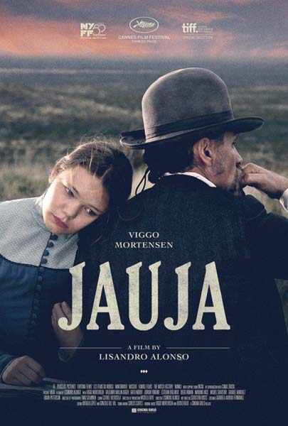 Jauja (2014) - Movie Poster