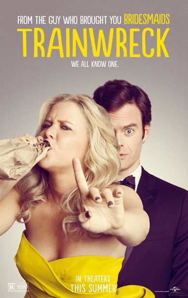 Trainwreck (2015) - Movie Poster