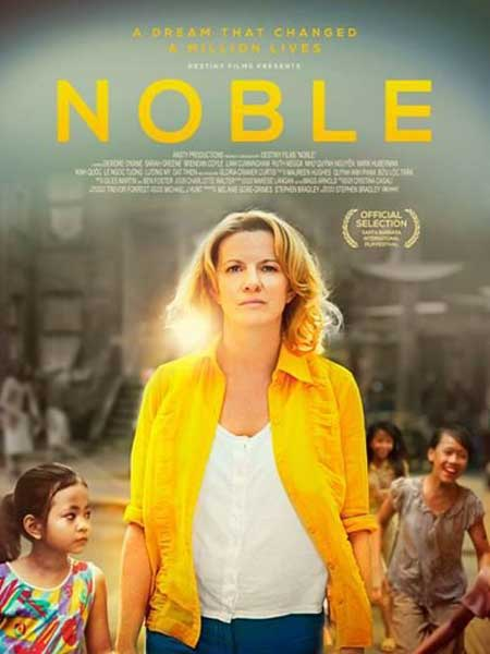 Noble (2014) - Movie Poster