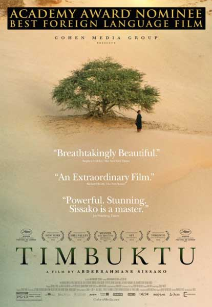 Timbuktu (2014) - Movie Poster