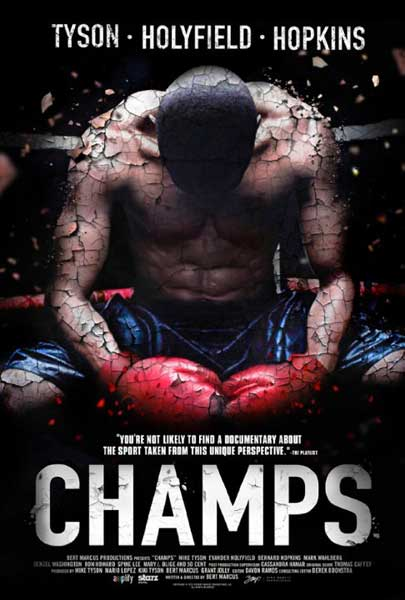Champs (2015) - Movie Poster