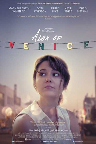 Alex of Venice (2014) - Movie Poster